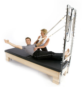 Studio Reformer with Tower Teaching 2d_1330